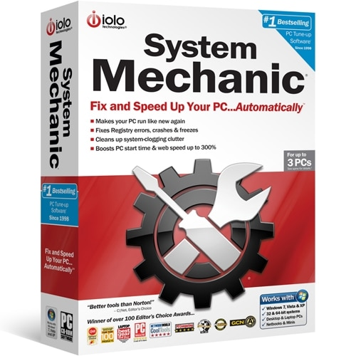 iolo System Mechanic Software