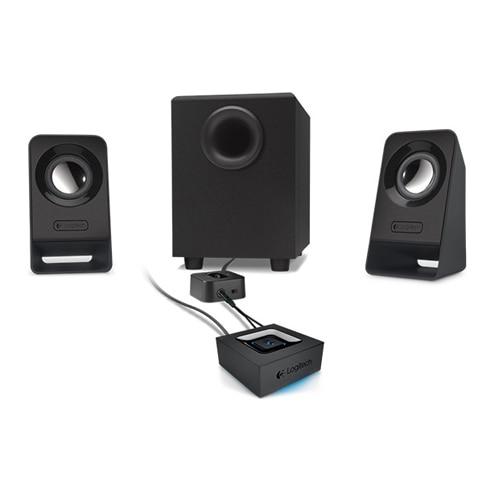 Logitech Z213 Speaker system for PC 2.1 channel 7 watt total 980 000941