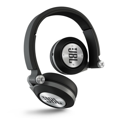 JBL Synchros E40 BT Headset on ear wireless Bluetooth black E40BTBLK