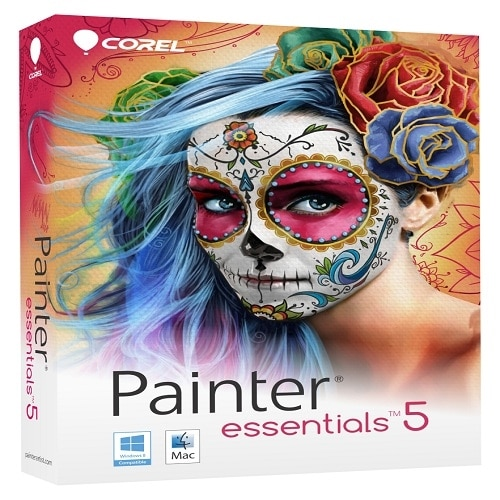 Corel Corporation Corel Painter Essentials 5