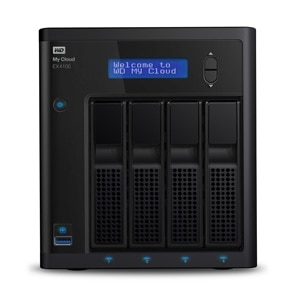 Click here for WD My Cloud EX4100 WDBWZE0160KBK - NAS server - 16... prices