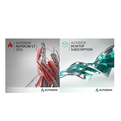 AUTODESK 2016 Desktop Subscription