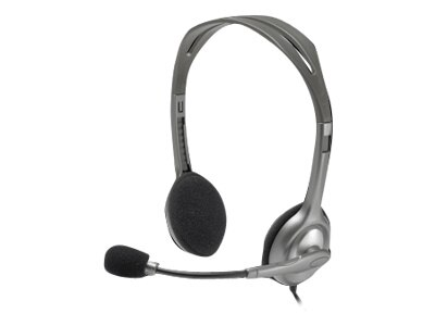Click here for Logitech H111 Stereo Headset prices