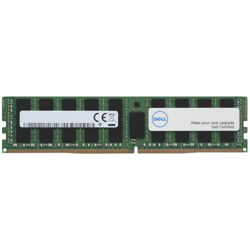 Dell 32 GB Certified Memory Module 2RX4 DDR4 Rdimm 2133MHz TAA SNPPR5D1G 32G