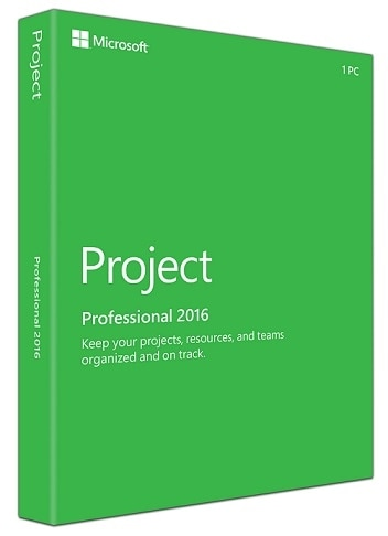 Microsoft Corporation Download Microsoft Project Professional 2016