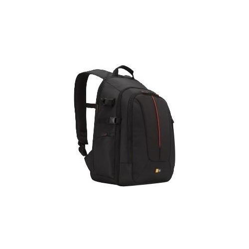 Case Logic SLR Backpack Backpack for digital photo camera with lenses nylon black