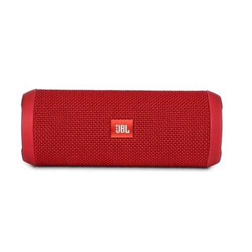 JBL Flip 3 Speaker for portable use wireless 16 watt red JBLFLIP3RED