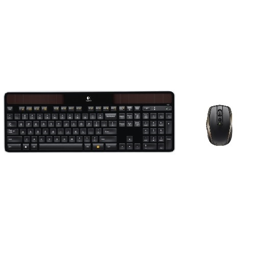 logitech k750 how to connect