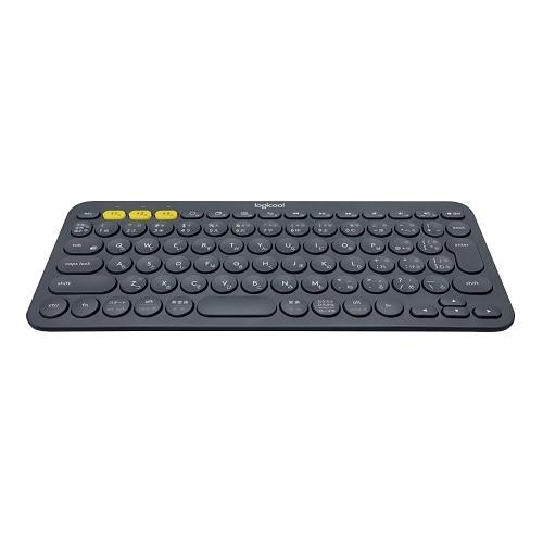 Logitech Multi Device K380 Keyboard Bluetooth black 920 007558