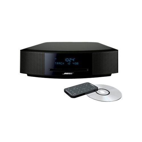 bose wave music system iv audio system espresso black. Black Bedroom Furniture Sets. Home Design Ideas