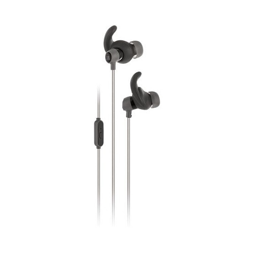 JBL Reflect Mini Earphones with mic in ear wired 3.5 mm jack black JBLREFMINIBLK