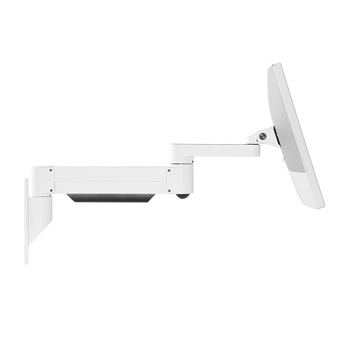 Innovative Office Products INC Innovative HealthFlex Wall mount for LCD display medical steel white 62716 800 WM 262