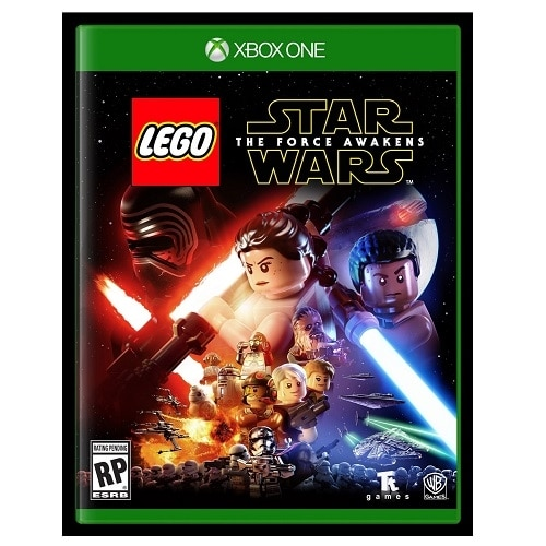Click here for Lego Star Wars: The Force Awakens - Xbox One prices