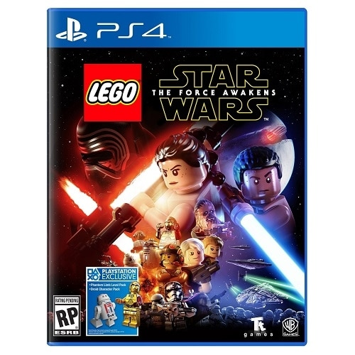 Click here for Lego Star Wars: The Force Awakens - PlayStation 4 prices