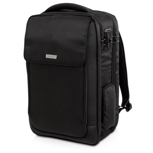 Kensington Technology Group Kensington SecureTrek 17 inch Laptop Backpack Black