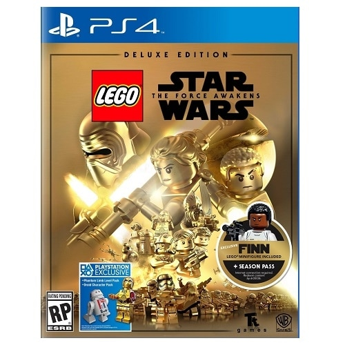 Click here for Lego Star Wars Force Awakens Deluxe PS4 prices