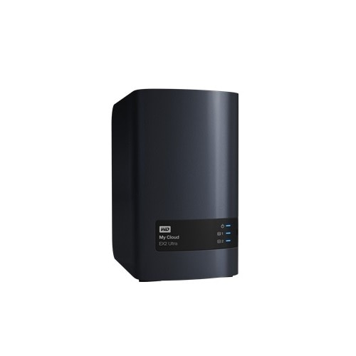WD My Cloud EX2 Ultra WDBVBZ0160JCH personal cloud storage device 16 TB WDBVBZ0160JCH NESN