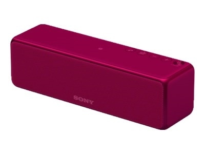 Sony Corporation Sony h.ear go SRS HG1 Speaker for portable use wireless pink SRSHG1 PNK
