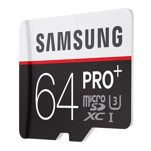 Samsung Pro MB MD64DA flash memory card 64 GB microSDXC UHS I MB MD64DA AM