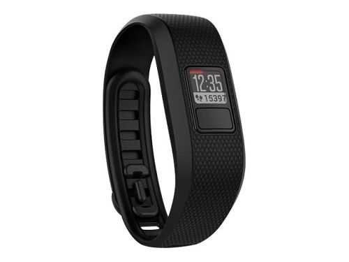 Garmin vívofit 3 Activity tracker with band black X Large two color monochrome ANT Ant 0.99 oz