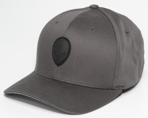 18. Mobile Edge - Alienware Gaming Gear Gray Hat - Large XL 8fc5f704858b
