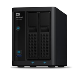 Click here for WD My Cloud PR2100 WDBBCL0160JBK - NAS server - 2... prices