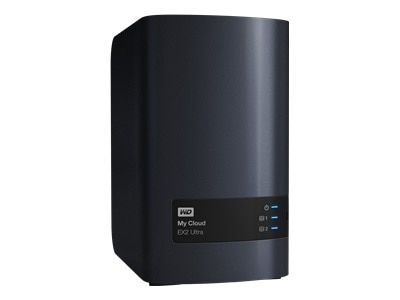 Wd My Cloud Ex2 Ultra Wdbvbz0080jch Personal Storage Device 8 Tb Dell United States