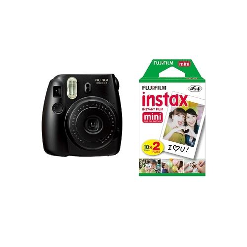 FujiFilm Instax Mini 8 Black Twin Pack Instant Film