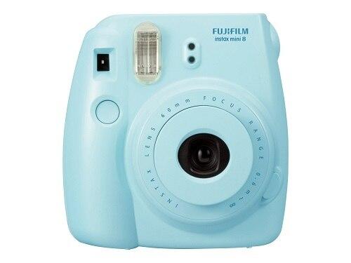 FujiFilm Instax Mini 8 Instant camera lens 60 mm blue