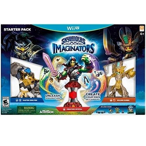 Click here for Skylanders Imaginators Starter Pack - Nintendo Wii prices