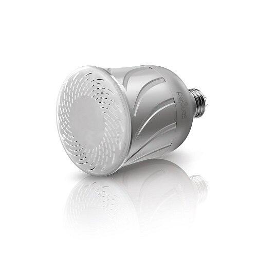 Sengled USA Inc Sengled Pulse Satellite Wireless Speaker LED – Pewter C01 BR30SP