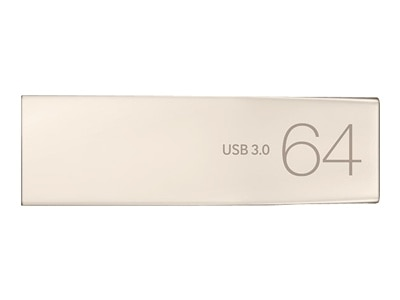 Click here for Samsung MUF-64BA - USB flash drive - 64 GB - USB 3... prices