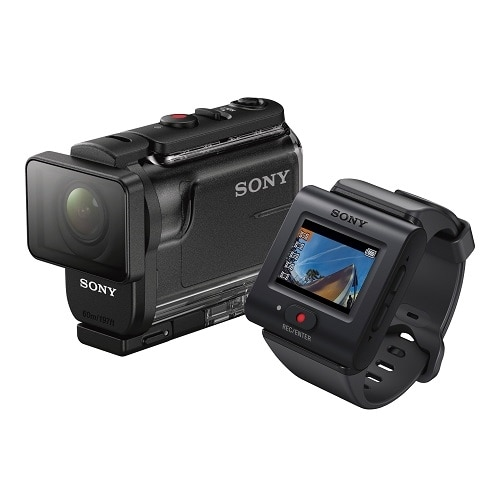 Sony Corporation Sony Action Cam HDR AS50R action camera Carl Zeiss