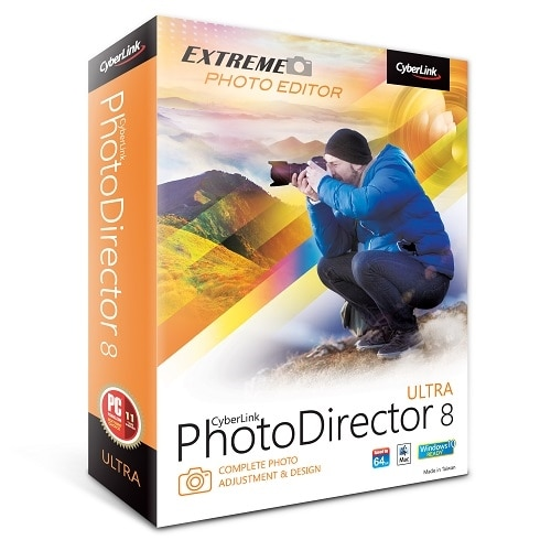 Cyberlink Download PhotoDirector 8 Ultra