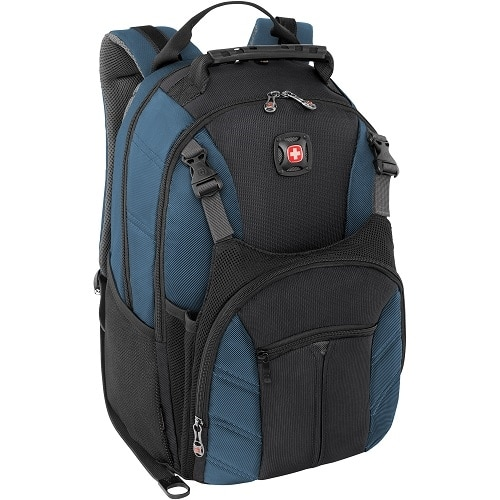 Swiss Gear COBALT Computer Backpack - Fits Laptops with Screen ...