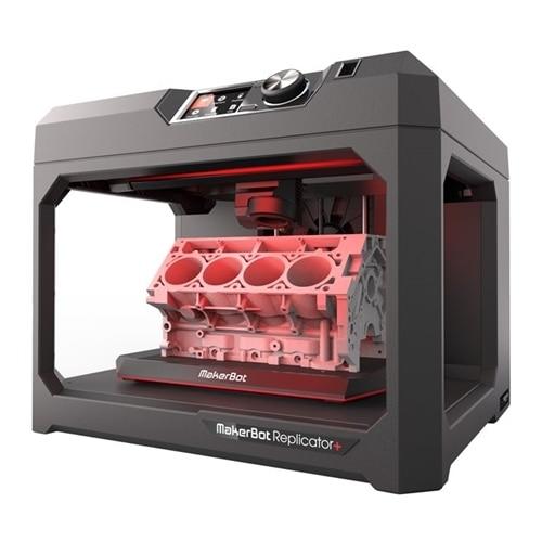 MakerBot Replicator + - 3D printer