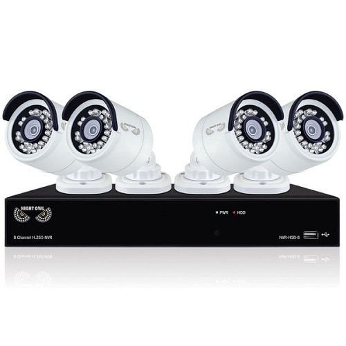 Click here for Night Owl B-4MH5-842 - DVR + camera(s) - wired - G... prices