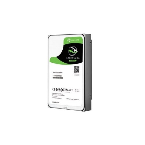 Seagate Barracuda Pro ST6000DM004 Hard drive 6 TB internal 3.5 inch Sata 6Gb s 7200 rpm buffer 256 MB