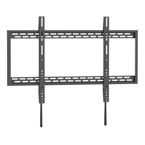 Ergotech LD Series X Large Heavy Duty Fixed Wall mount for curved LCD TV screen size 60 inch 100 inch LD60100 F