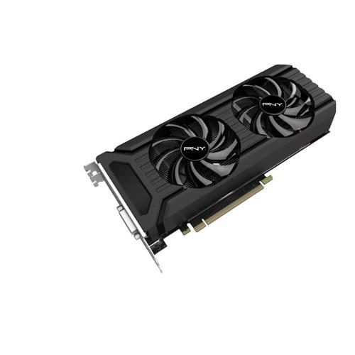 PNY Technologies PNY GeForce GTX 1060 Graphics card GF GTX 1060 3 GB GDDR5 PCIe 3.0 x16 DVI Hdmi 3 x DisplayPort VCGGTX10603PB