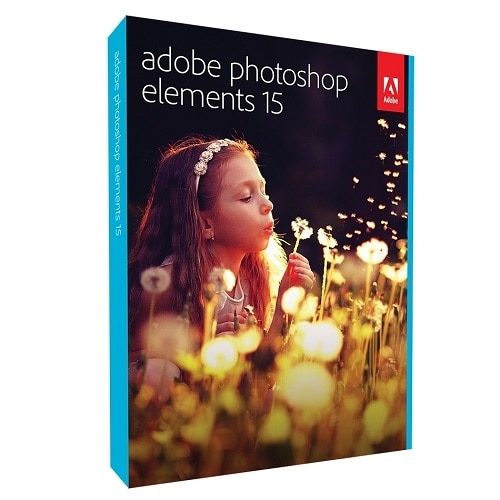 Adobe Systems Adobe Photoshop Elements 15 DVD
