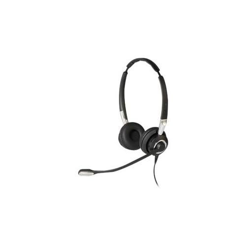 Jabra BIZ 2400 II QD Duo NC Wideband Balanced Headset on ear 2489 825 209