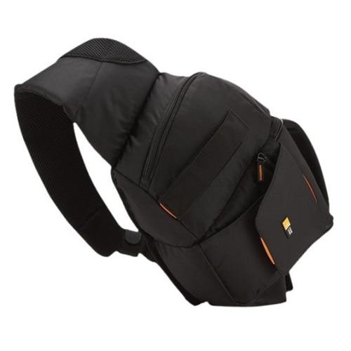Case Logic SLR Sling Sling bag for camera and lenses rugged nylon black