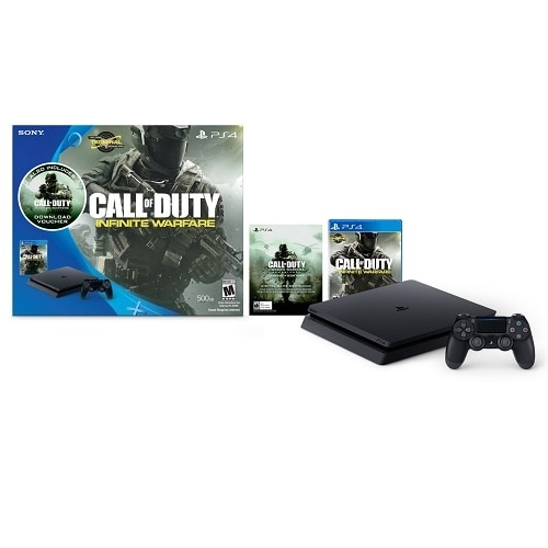 Click here for Sony PlayStation 4 - Game console - HDR - 500 GB H... prices