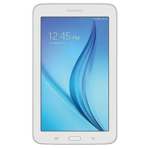 Samsung Galaxy Kids Tab E Lite 7 Inch 8GB Wi Fi Tablet Cream White SM T113NDWAXAR
