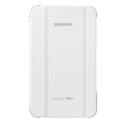 Samsung Book Cover EF BT280 Protective cover flip cover for tablet white for Galaxy Tab A 7 in EF BT280PWEGUJ