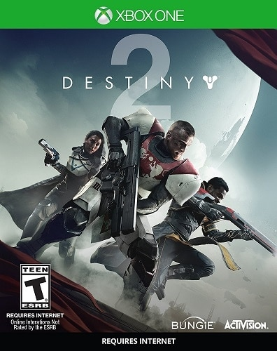 Click here for Destiny 2 - Xbox One prices