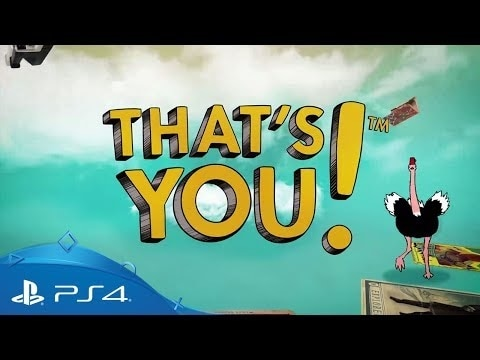 That is You - PS4