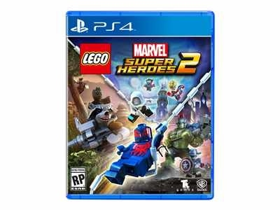 Click here for Lego Marvel Super Heroes 2 - PS4 prices