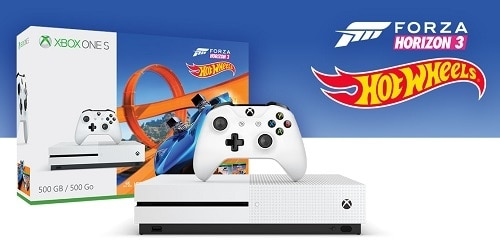 Click here for Xbox One S 500 GB console with Forza Horizon 3 and... prices